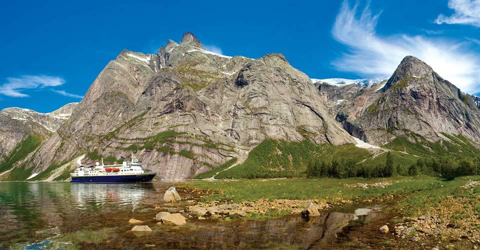 National Geographic Explorer, Svartisen National Park, Norway