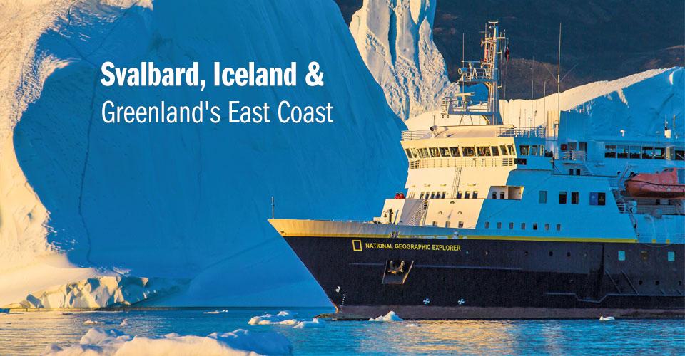 National Geographic Explorer, Scoresby Sound, Greenland