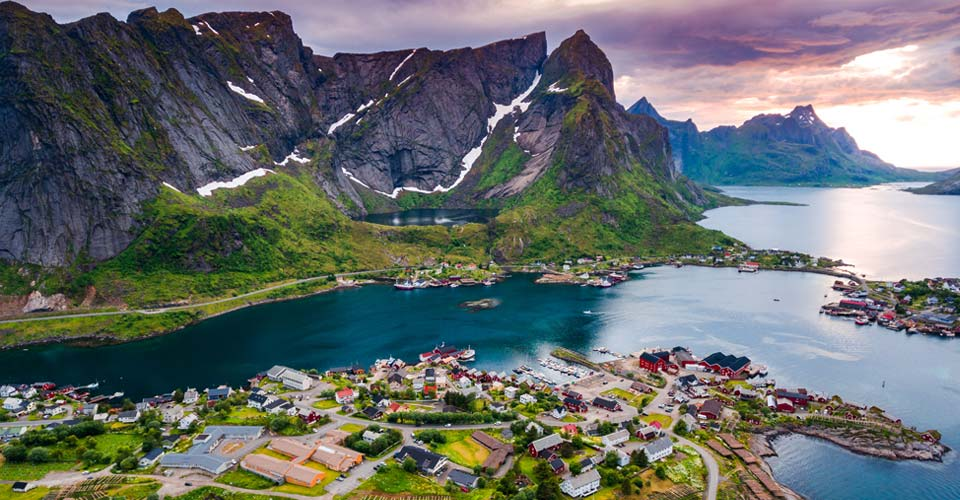 Coastal Wonders of Norway, the Faroe Islands & Iceland