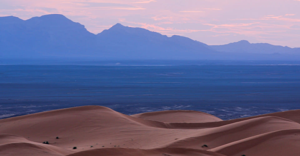 Sahara Desert and Atlas Mountains, Morocco