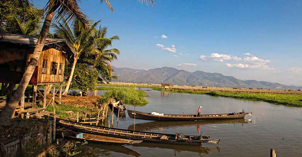 Inle Lake, Taunggyi District, Myanmar