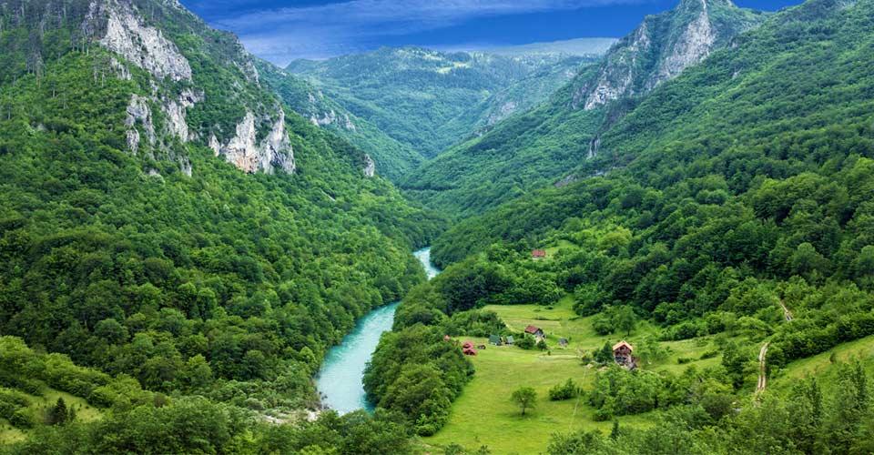 Hiking, Durmitor National Park, Montenegro