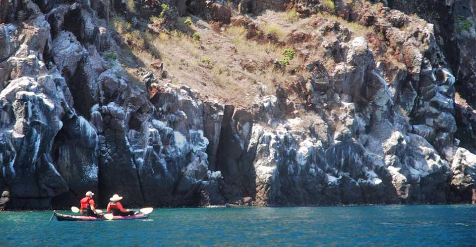 Santa Fe, Galapagos Islands, Ecuador