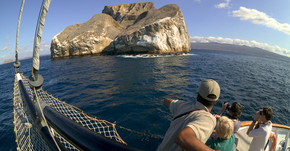 Kicker Rock, Galapagos Islands, Ecuador