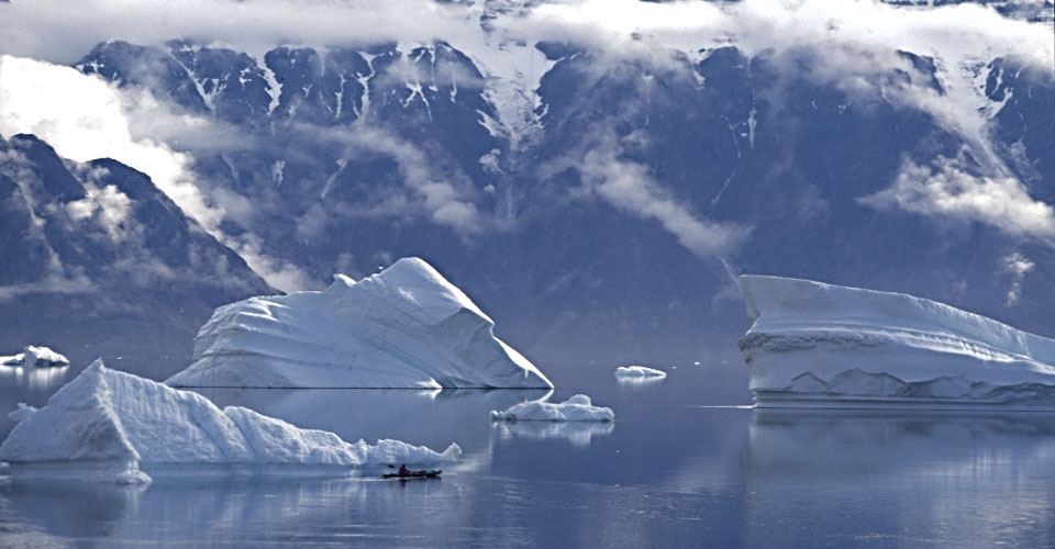 Sermilik Fjord, Greenland