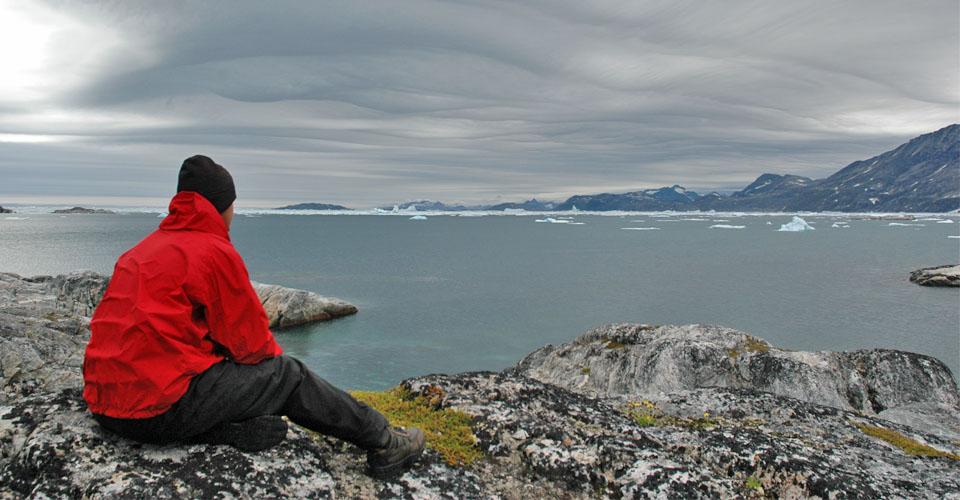 Ammassalik Fjord, Greenland