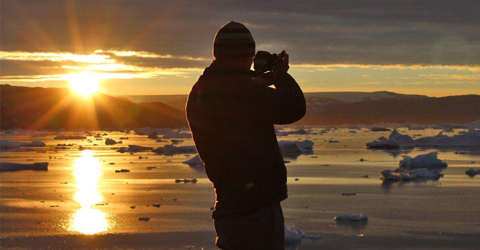 Pupik, Sermilik Fjord, Greenland