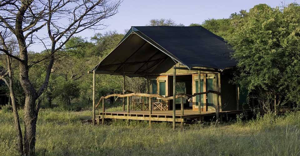 Ongava Tented Camp, Ongava Private Reserve, Etosha, Namibia