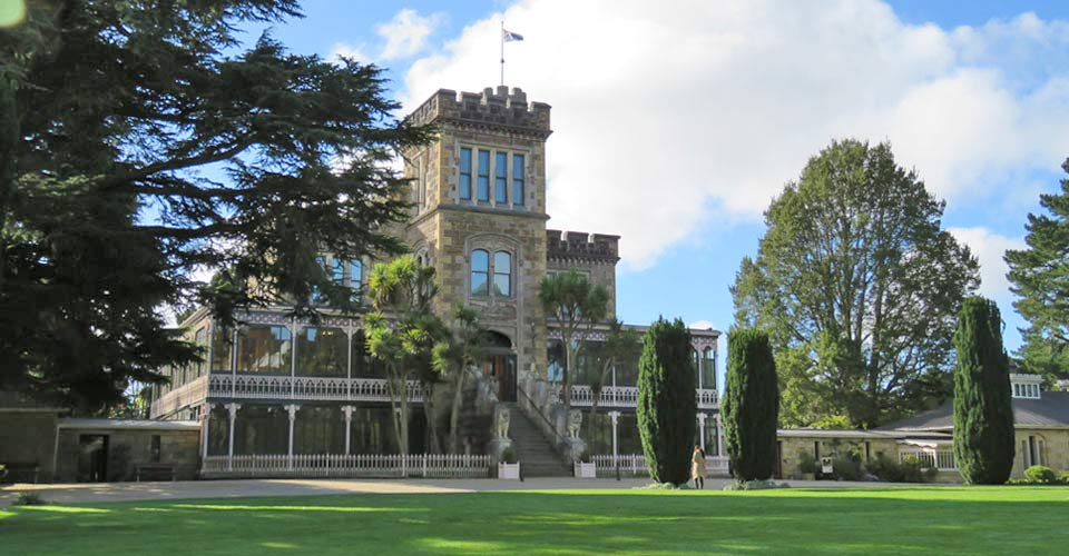 Larnach's Castle, Dunedin, New Zealand