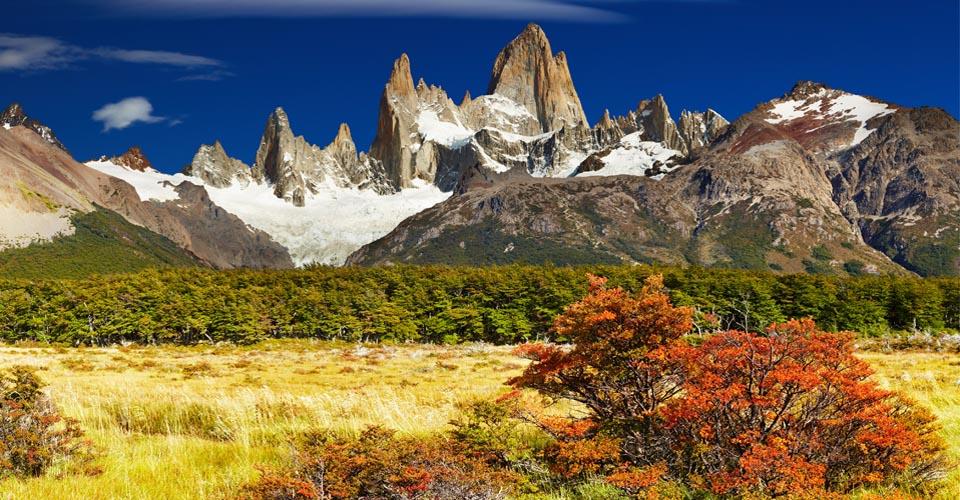 Mt. Fitz Roy, Los Glaciares National Park, Argentina