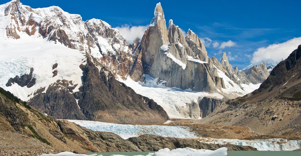 Cerro Torre, Los Glaciares National Park, Argentina