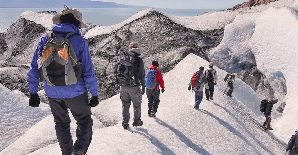 Viedma Glacier, Los Glaciares National Park, Argentina