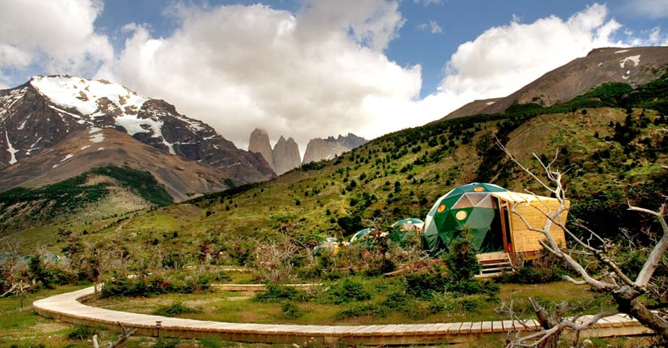 Ecocamp Patagonia, Torres del Paine National Park, Chile