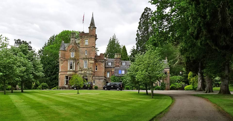 Aigas Field Center, Beauly, Scotland