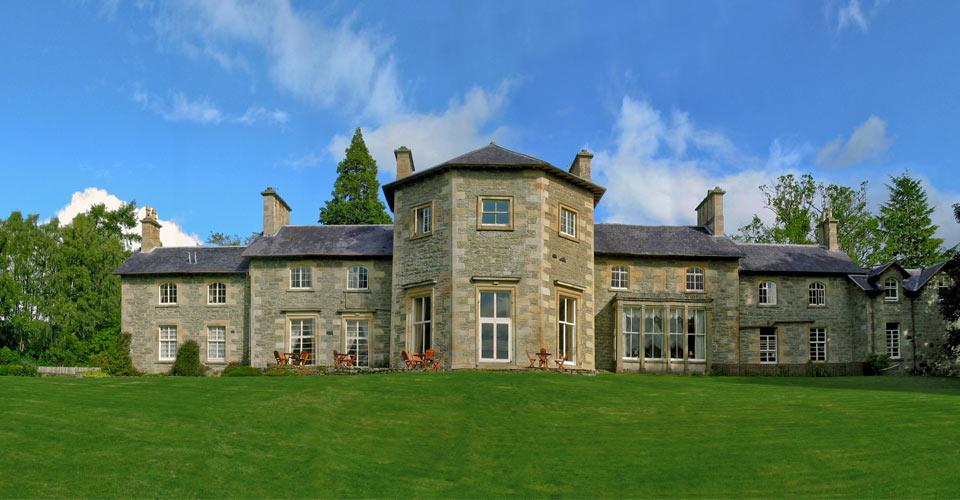 Coul House, Contin, Scotland
