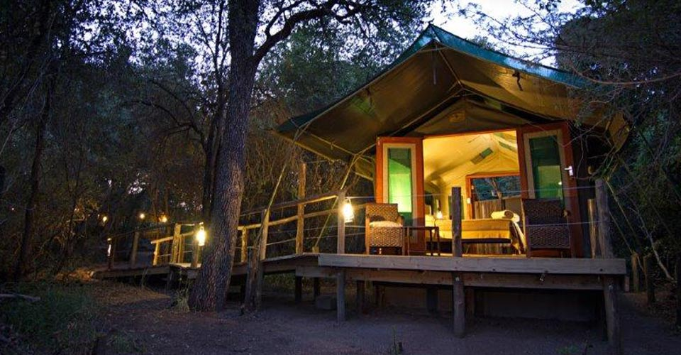 Mashatu Tented Camp, Mashatu Game Reserve, Botswana
