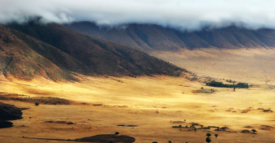 Ngorongoro Crater Conservation Area, Tanzania