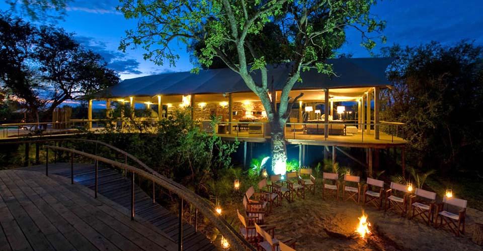 Toka Leya, Livingstone, Zambia
