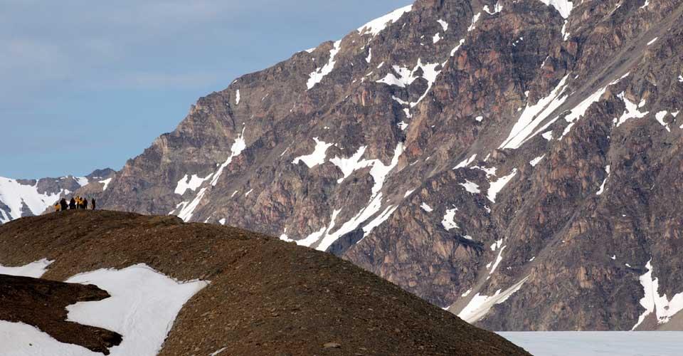 Fjord, Spitsbergen