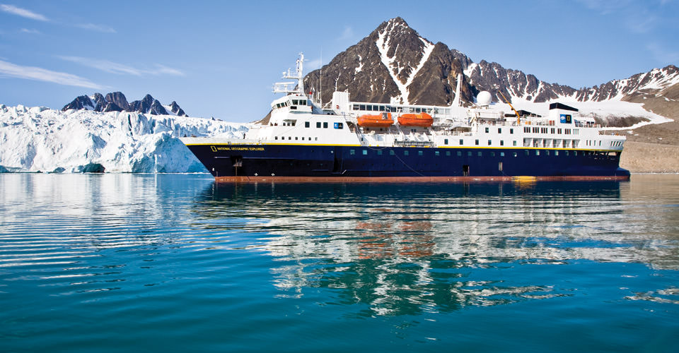 National Geographic Explorer, Spitsbergen