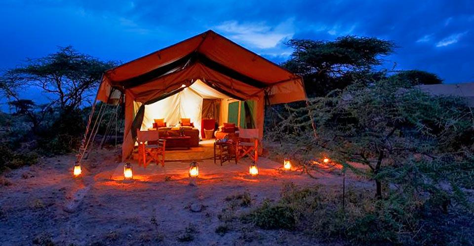 Natural Habitat's Migration Base Camp, Serengeti, Tanzania