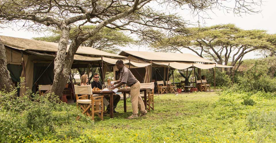 Natural Habitat's Migration Base Camp, Serengeti National Park, Tanzania