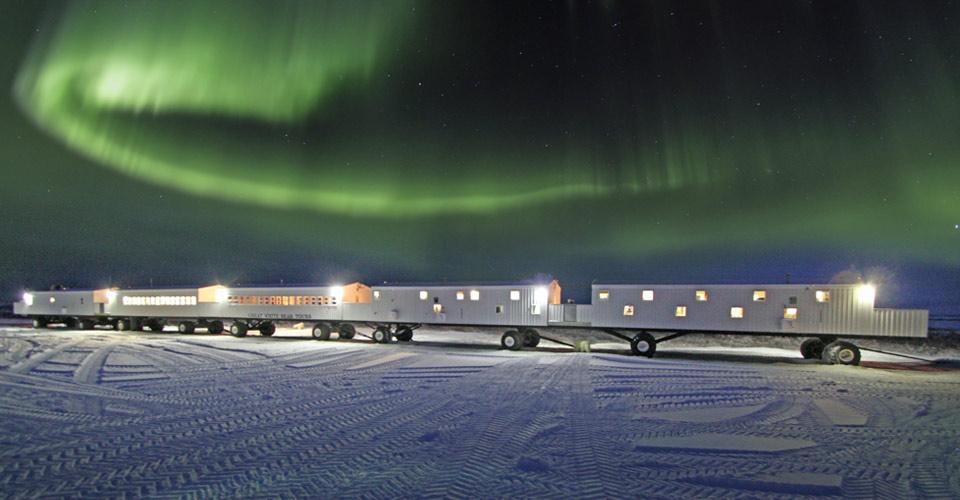 Tundra Lodge, Churchill, Manitoba, Canada