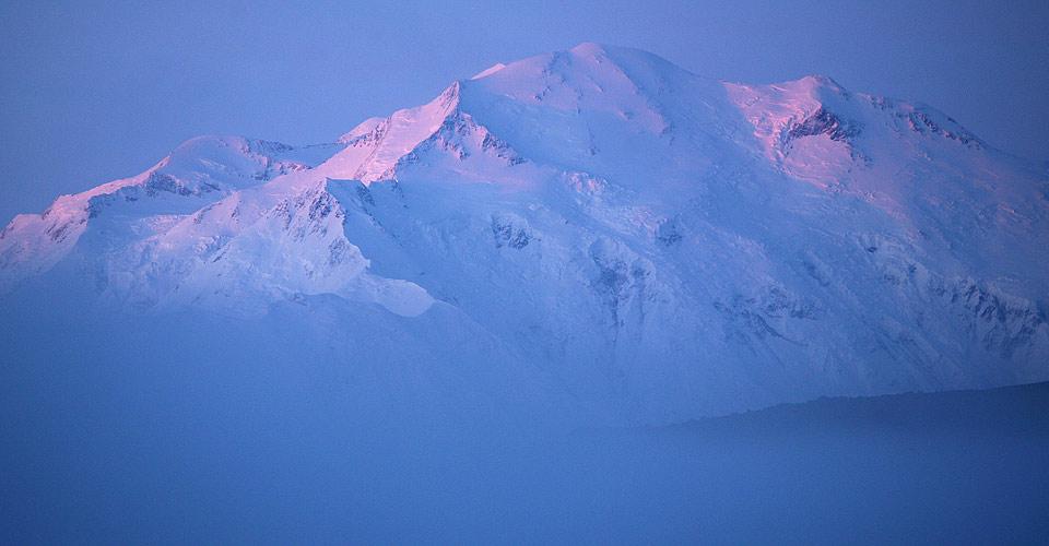 Mt. McKinley (Denali), Denali National Park, Alaska, USA