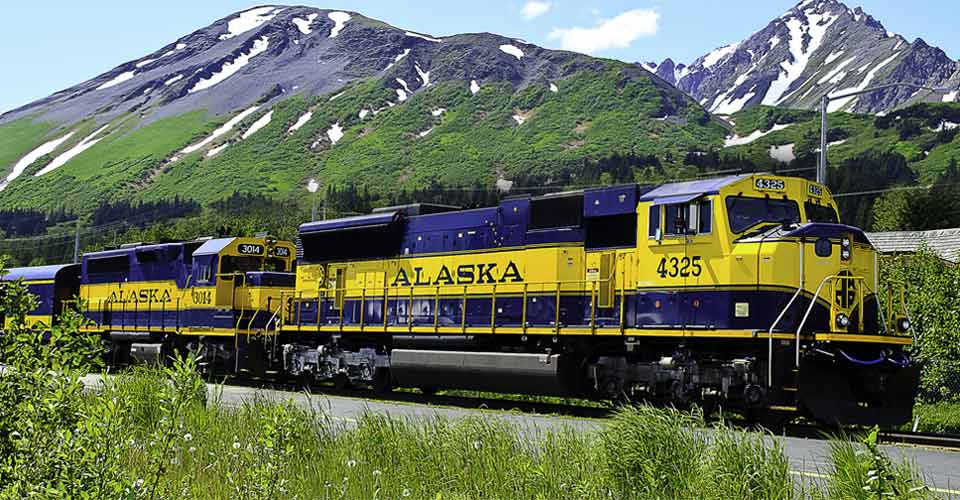 Alaska Railroad, Denali National Park