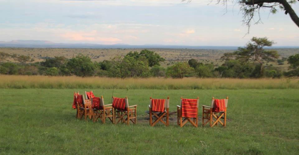Migration Base Camp, Northern Serengeti, Tanzania