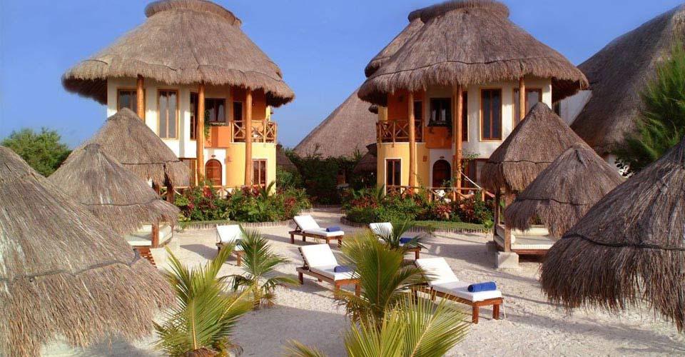 Villas Paraiso del Mar, Isla Holbox, Mexico