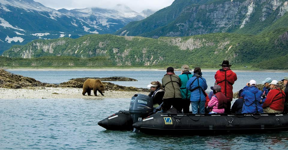 Wild Alaska: Kodiak, the Pribilofs & Bering Sea Islands
