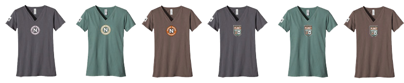 Natural Habitat Adventures Women's Organic Cotton Tees