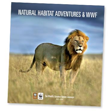 View our digital catalog natural habitat adventures for Catalogue habitat 2017