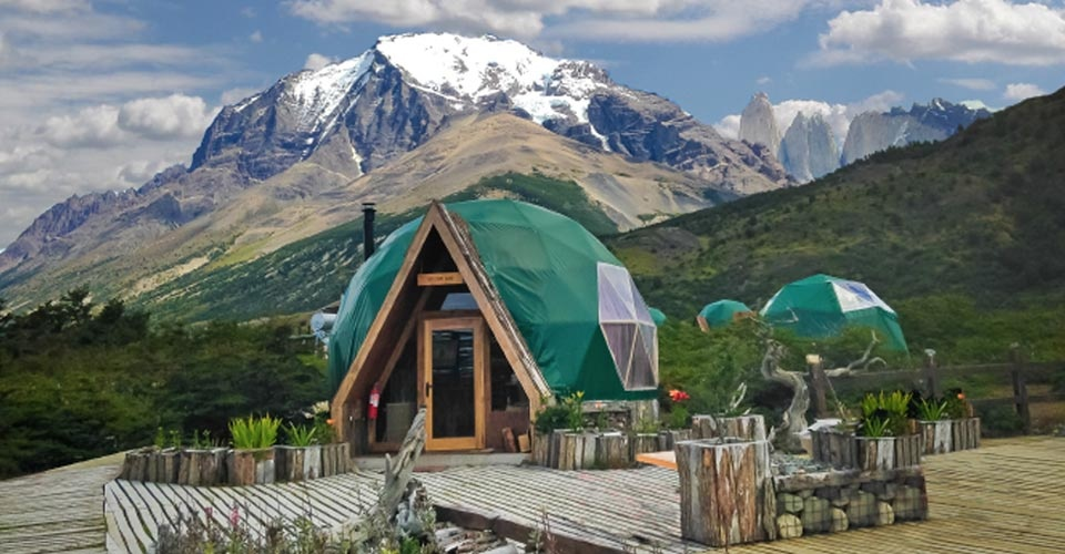 EcoCamp Patagonia, Torres del Paine Natinoal Park, Chile
