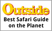 Best Safari Guide on the Planet