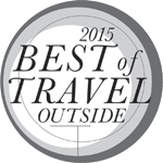 Outside Magazine Best of Travel 2015: Base Camp Greenland
