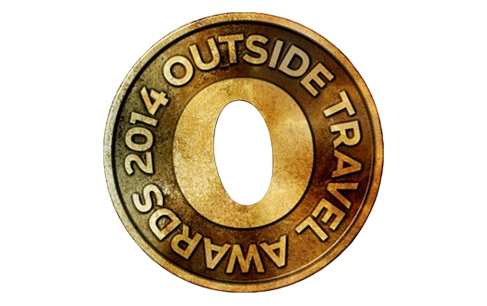 2014 Outside Magazine Travel Awards