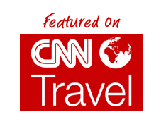 Featured on CNN Travel