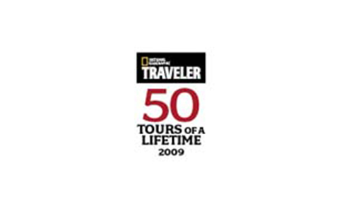 National Geographic Traveler 50 Tours of a Lifetime