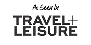 Featured in Travel+Leisure