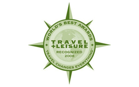 Travel+Leisure Worlds Best Awards 2008