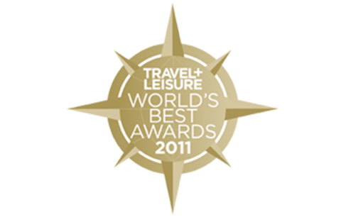 Travel+Leisure Worlds Best Awards 2011