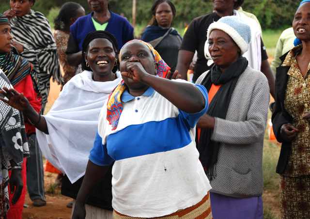 Kibera Women for Peace and Fairness