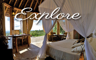 Enticing Safari Accommodations