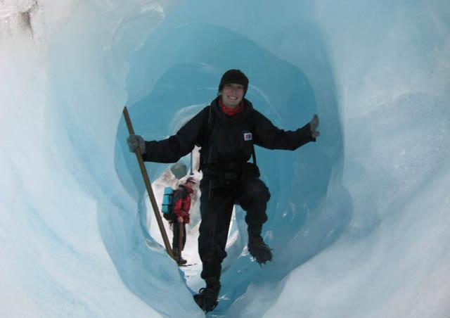 Fox Glacier, 2008