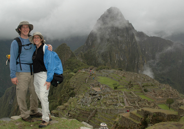 My husband Mark and I took a 12-day trip to the Amazon & Machu Picchu. This trip is a must for anyone who is passionate about both nature and history.