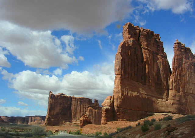 One of my favorite places in the world – Moab, Utah. Nothing like a road trip through this dramatic desert environment!