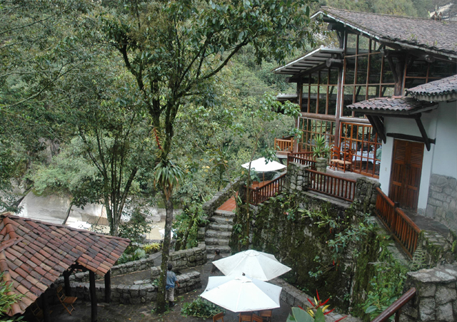 The beautiful Inkaterra Machu Picchu Hotel was the perfect place to relax at the end of an incredible journey.