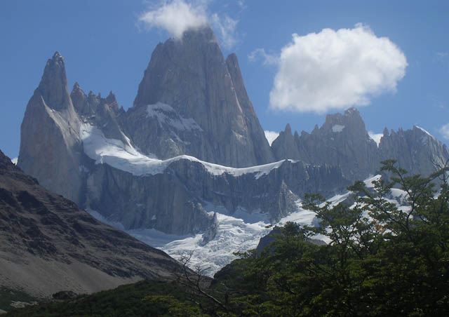 Torres del Paine National Park offers some of the best hiking in the world. The well-maintained trails give access to areas where guanacos roam freely.